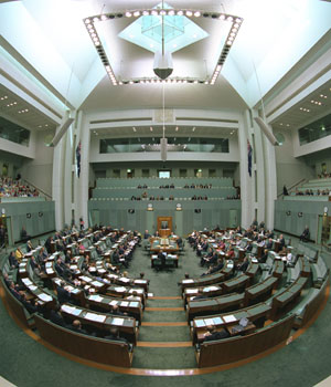 How Many Rooms Are In Parliament House
