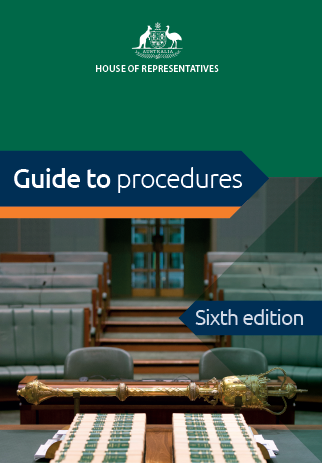 Guide to Procedures cover