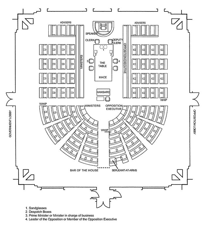 Marvelous Canadian House Of Commons Seating Plan Gallery - Best ...