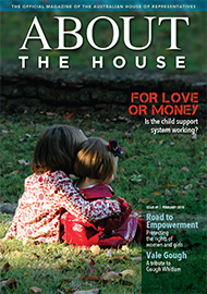 About the House Magazine cover - Issue 49