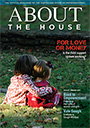 Thumbnail image: About the House Magazine cover - Issue 49