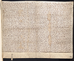 Second revision of Magna Carta