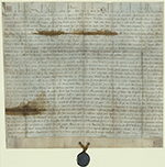 Pope Innocent III issues a papal bull declaring Magna Carta null and void