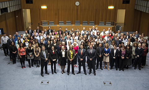 Department of the Senate - staff photo 2016