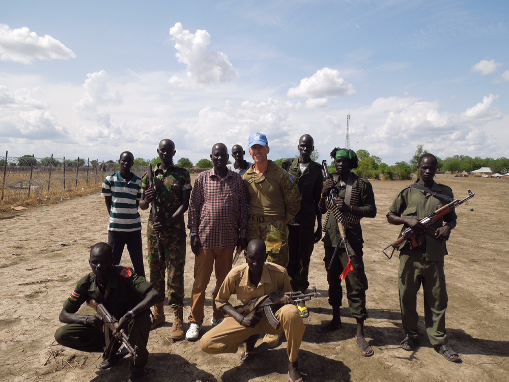 South Sudan: from political crisis to ethnic war—the process of genocide?