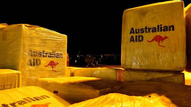 Australian aid to the Middle East: statistics and trends