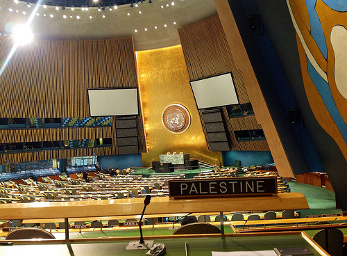 'Diplomatic terrorism': Palestinian statehood, the United Nations, and Australia's voting record