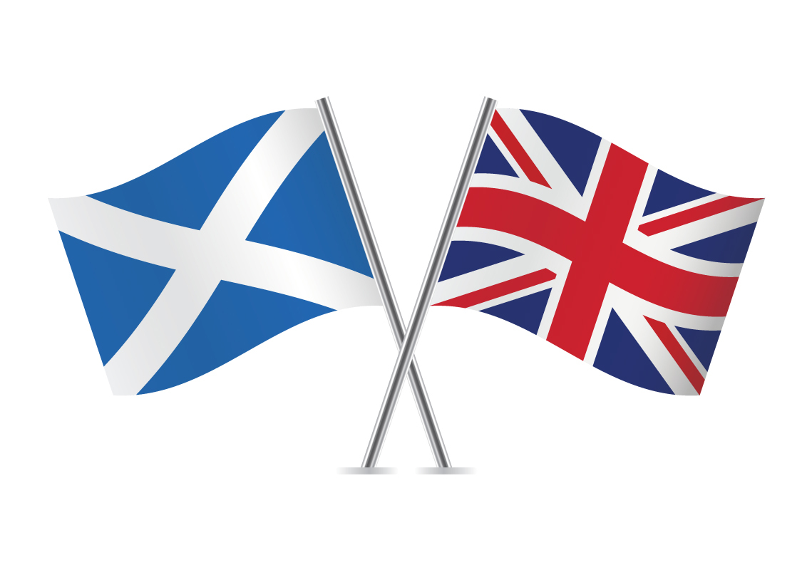 Scotland votes to remain with the United Kingdom