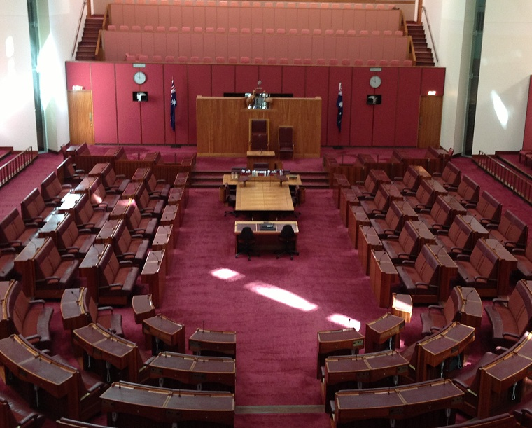 Equal gender representation in the Senate