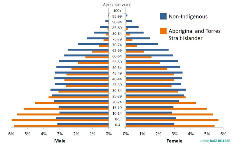 Census 2016 summary of results: Indigenous