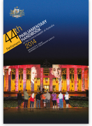 44th Parliamentary Handbook Cover