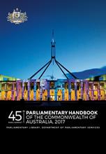 Parliamentary Handbook – Parliament of Australia