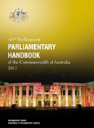 Parliamentary Handbook cover page