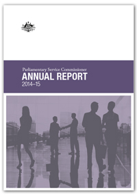 Parliamentary Service Commissioner Annual Report 2013-14