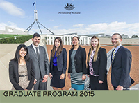 2015 Graduate Program thumbnail image