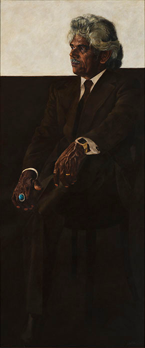 Wesley Walters (born 1928) Neville Bonner AO, 1979