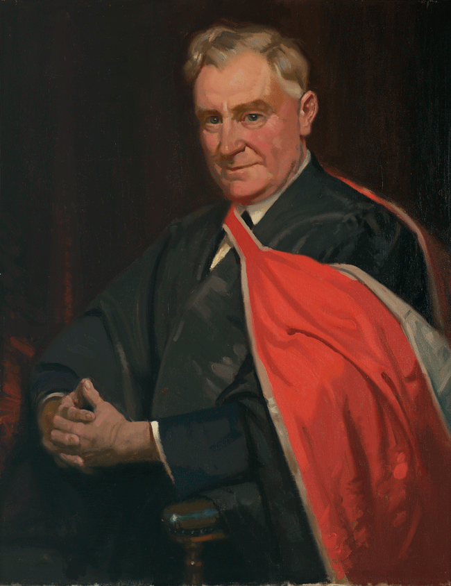 Fred Leist (1878–1946) The Rt Hon. Sir Earle C. G. Page GCMG CH, 1940-1941