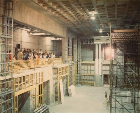 Construction of Parliament House, 1981‒1987 – Parliament of Australia