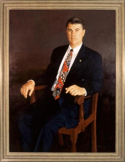 The Hon. Stephen Paul Martin , 1995 by Wesley Barton Walters (1928‒)