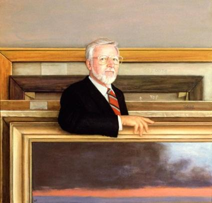 The Hon. Michael Eamon Beahan , 1998 by Bryan Westwood (1930‒2000)