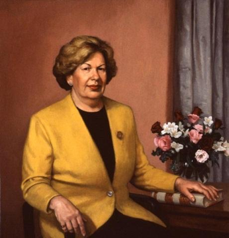 The Hon. Margaret Elizabeth Reid, 1999 by Tom Alberts (1962‒)