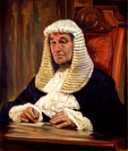The Hon. Sir Harold William Young KCMG, 1983 by Vernon Jones (1908–2002)