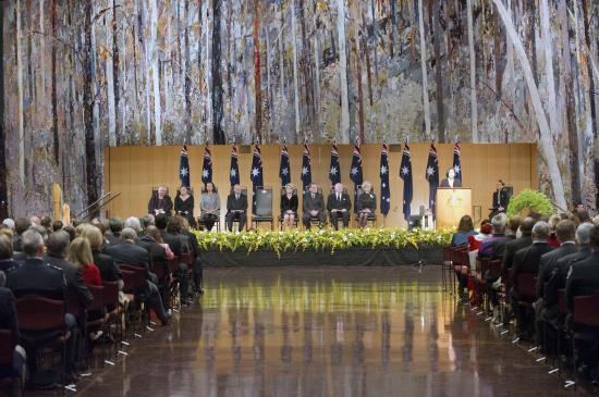 National Memorial Service to mark the 10th Anniversary of the 2002 Bali Bombings