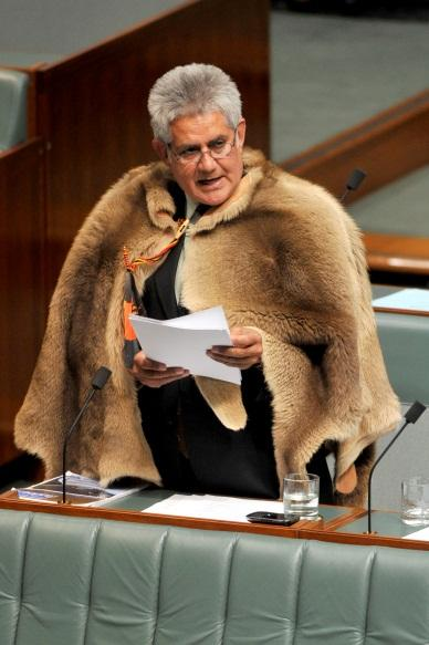 Ken Wyatt, delivers his First Speech to the House of Representatives.